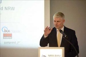 Christian Dammermann, Wirtschaftsminister von NRW