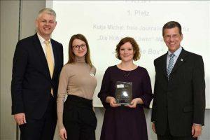 Kategorie Print Gewinnerin Katharina Michel