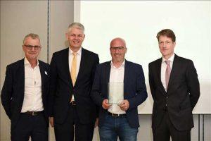 Kategorie TV Gewinner Jens Eberl (WDR)