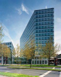 NRW Bank Gebäude